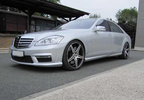 Mercedes S65
